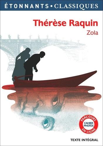 Thérèse Raquin - Emile Zola - Format PDF - 9782081448858 - 2,99 €