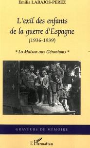 Deedr.fr L'exil des enfants de la guerre d'Espagne (1936-1939) -
