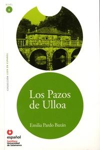 Emilia Pardo Bazan - Los Pazos de Ulloa - Nivel 6.