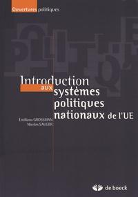 Deedr.fr Introduction aux systèmes politiques nationaux de l'UE Image