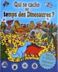 Emiliano Migliardo et Javier Blanco Belvisi - Qui se cache au temps des dinosaures ?.