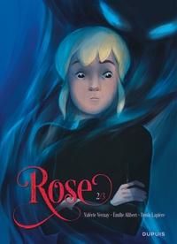 Emilie Alibert et Denis Lapière - Rose Tome 2 : Double sang.