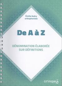 Histoiresdenlire.be De A à Z - Dénomination élaborée sur définitions Image