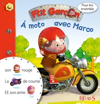 Emilie Beaumont et Jack Delaroche - A moto avec Marco.