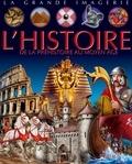 Emilie Beaumont et Christine Sagnier - L'Histoire - De la préhistoire au Moyen Age.