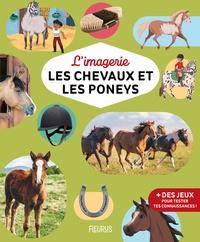 L'imagerie du poney et du cheval - Emilie Beaumont |