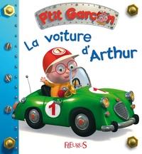 Emilie Beaumont et Nathalie Bélineau - La voiture d'Arthur.