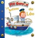 Emilie Beaumont et Nathalie Bélineau - Le bateau de Léo.