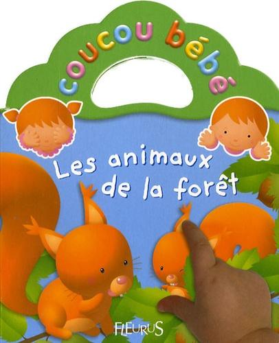Emilie Beaumont et Nathalie Bélineau - Les animaux de la forêt.