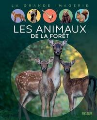 Emilie Beaumont - Les animaux de la forêt.
