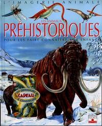 Emilie Beaumont et Agnès Vandewiele - Les animaux préhistoriques - Pour les faire connaître aux enfants. 1 Jeu