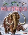 Emilie Beaumont et Agnès Vandewiele - Les animaux préhistoriques.