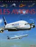 Emilie Beaumont et Agnès Vandewiele - Les avions.