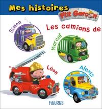 Emilie Beaumont et Nathalie Bélineau - Les camions.