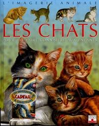 Emilie Beaumont et Agnès Vandewiele - Les chats - Pour les faire connaître aux enfants. 1 Jeu