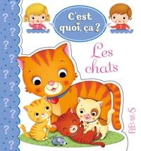 Emilie Beaumont - Les chats.