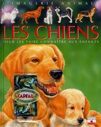 Emilie Beaumont et Lorenzo Orlandi - Les chiens - Pour les faire connaître aux enfants. 1 Jeu