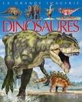 Emilie Beaumont et Agnès Vandewiele - Les dinosaures.