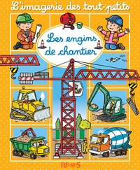 Emilie Beaumont - Les engins de chantier.