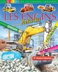 Emilie Beaumont et Jacques Dayan - Les engins - Activités.