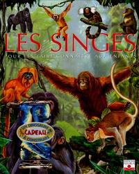 Emilie Beaumont et Raphaëlle Chauvelot - Les singes - Pour les faire connaître aux enfants. 1 Jeu