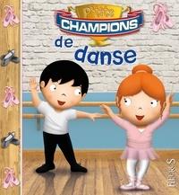 Emilie Beaumont et Jonathan Landemard - P'tits champions de danse.