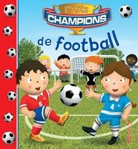 Emilie Beaumont et Jonathan Landemard - P'tits champions de football.