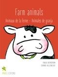 Emilie Bergeron et Corine Villeneuve - Farm animals - Animaux de la ferme · Animales de granja.