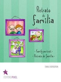Emilie Bergeron et Corine Villeneuve - Retrato de familia - Portrait de famille · Family portrait.