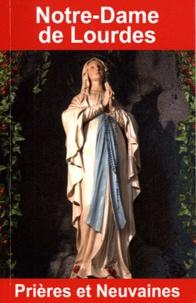 Emilie Bonvin - Notre-Dame de Lourdes - Prières et neuvaines.