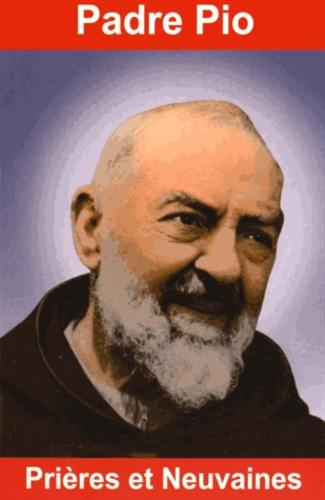 Emilie Bonvin - Padre Pio - Prières et neuvaines.