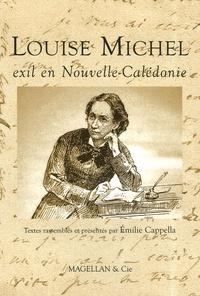 Emilie Cappella - Louise Michel - Exil en Nouvelle-Calédonie.