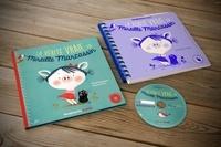 Emilie Chazerand et Amandine Piu - La vérité vraie sur Mireille Marcassin - 2 volumes. 1 CD audio MP3