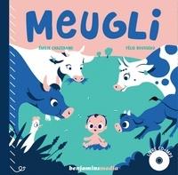 Emilie Chazerand et Félix Rousseau - Meugli. 1 CD audio MP3