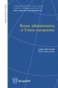 Emilie Chevalier - Bonne administration et Union européenne.