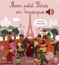 Histoiresdenlire.be Mon petit Paris en musique Image