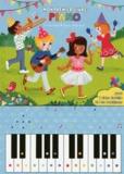 Emilie Collet et Sophie Rohrbach - Mon premier livre piano.