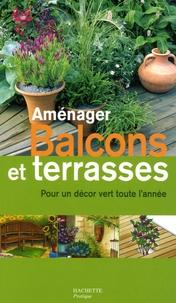 Emilie Courtat - Aménager Balcons et terrasses.