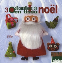 30 Décorations de Noël en tissu.pdf