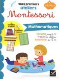 Emilie Druais et Isabelle Chauvet - Mathématiques - De 3 à 4 ans.