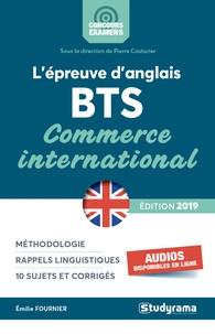 Emilie Fournier - L'épreuve d'anglais au BTS Commerce international.