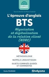 Emilie Fournier - L'épreuve d'anglais au BTS - négociation et digitalisation de la relation client (NDRC).