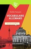 Emilie François - Vocabulaire allemand.