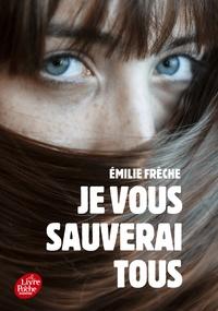 Emilie Frèche - Je vous sauverai tous.