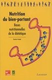 Emilie Fredot - Nutrition du bien-portant - Bases nutritionnelles de la diététique.