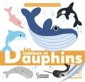 Emilie Gillet - Les baleines et dauphins.