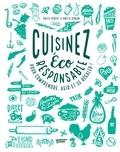 Emilie Hébert et Amélie Roman - Cuisinez éco-responsable - Pour comprendre, agir et se régaler !.
