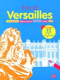 Emilie Jacques - Fun at Versailles.