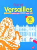 Emilie Jacques - Fun at Versailles.
