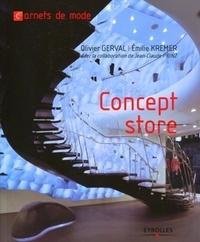Emilie Kremer et Olivier Gerval - Concept-store.